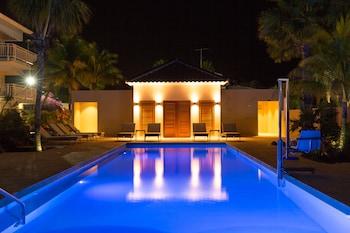 威廉斯塔德海豚套房飯店的相片