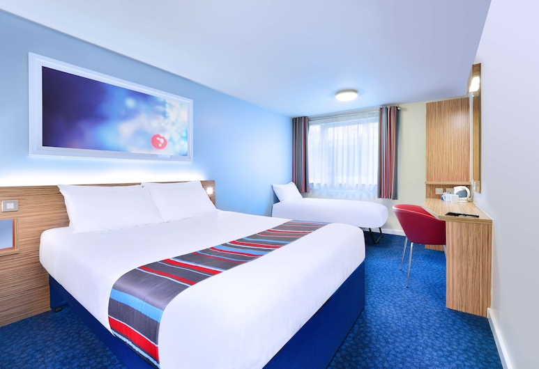 Travelodge Newquay Seafront, Newquay, 客房