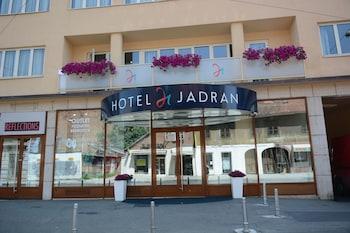 Bild vom Hotel Jadran in Zagreb