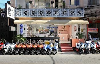 巴東阿里亞八球記錄酒店的圖片