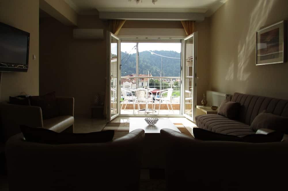 Junior-Suite - Wohnbereich
