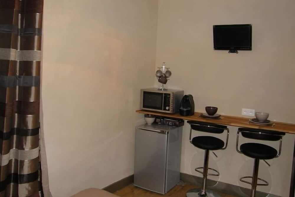 Pokój dwuosobowy typu Classic, prywatna łazienka - Powierzchnia mieszkalna