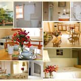 Apartamentai, 1 standartinė dvigulė lova - Svetainė