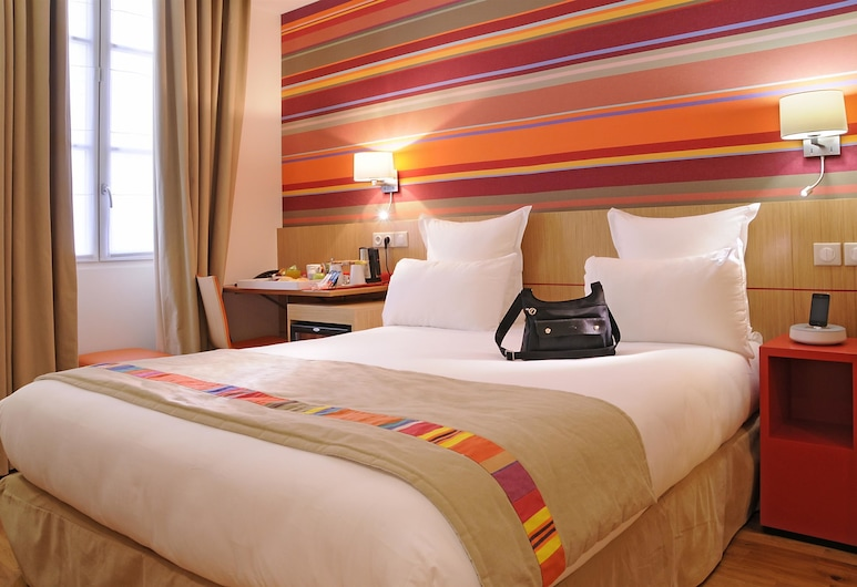 Best Western Hotel du Mucem, Marseille, Comfort Room, 1 Double Bed, Non Smoking, Guest Room