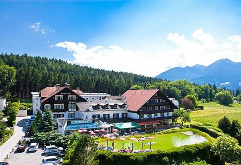 Hotel Gruberhof, Innsbruck, Hotel Front