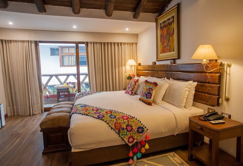 Hotel La Cabaña Machu Picchu, מאצ'ו פיצ'ו, חדר סופריור זוגי, חדר אורחים