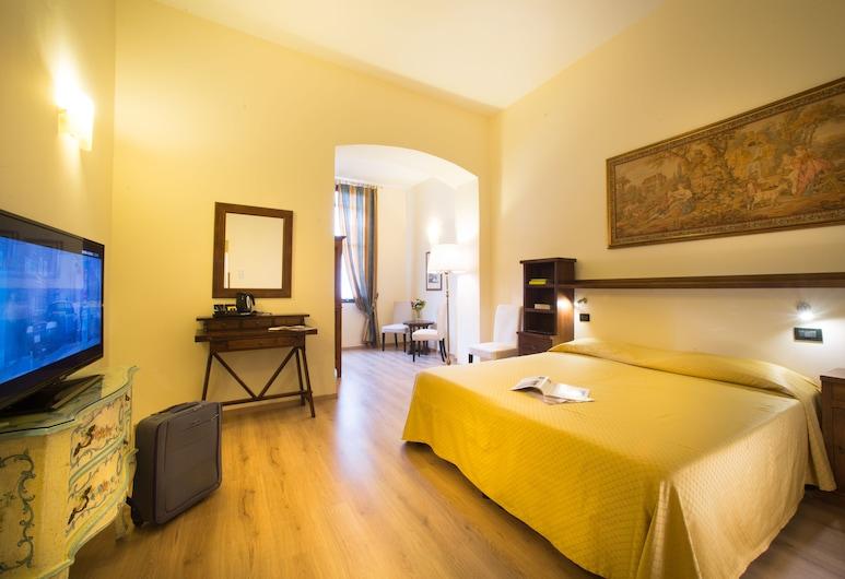 LOCANDA ORCHIDEA - B&B, Φλωρεντία, Τρίκλινο Δωμάτιο, Δωμάτιο επισκεπτών