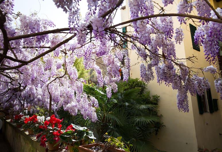 LOCANDA ORCHIDEA - B&B, Florence, Garden