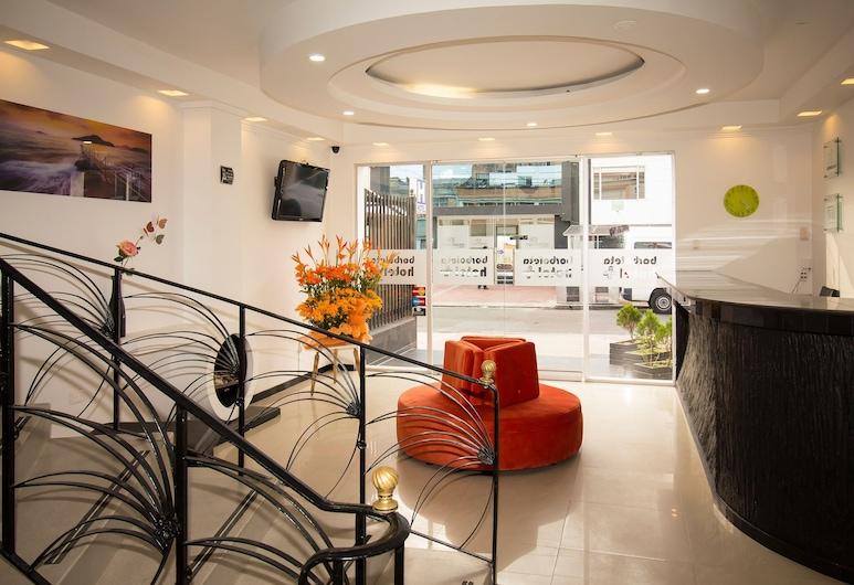 Borboleta Hotel, Μπογκοτά, Ρεσεψιόν