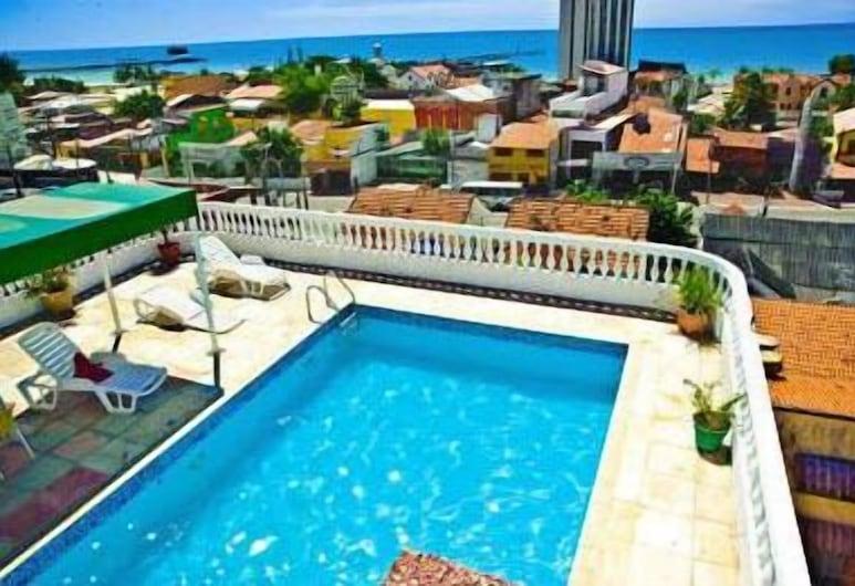 Algarve Praia Hotel, Fortaleza, Πισίνα