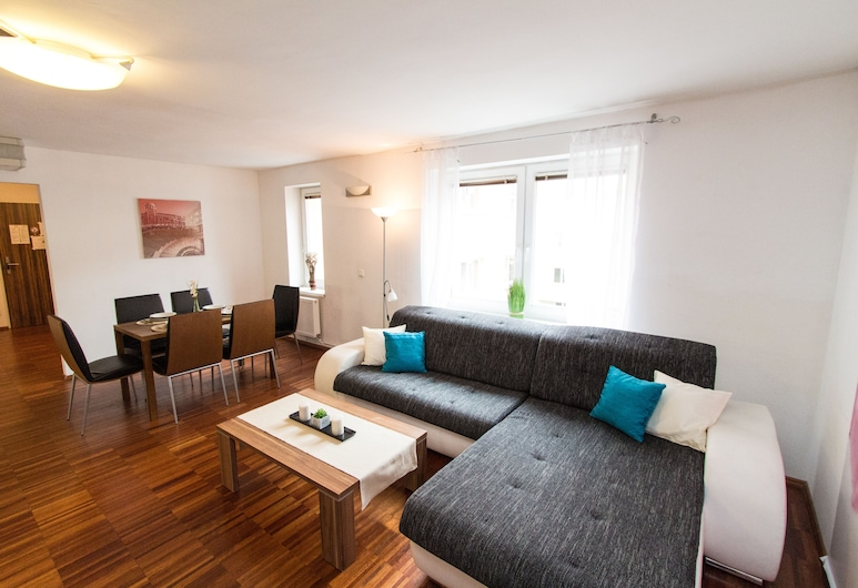 ロイヤル リビング アパートメンツ, ウィーン, グランド アパートメント 2 ベッドルーム 2 バスルーム, 部屋