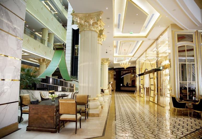 Grand Excelsior Hotel Al Barsha, Dubai, Hotellin sisätilat