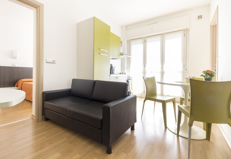 Hotel Sharing, Turin, Studio, 1 Double Bed, Guest Room