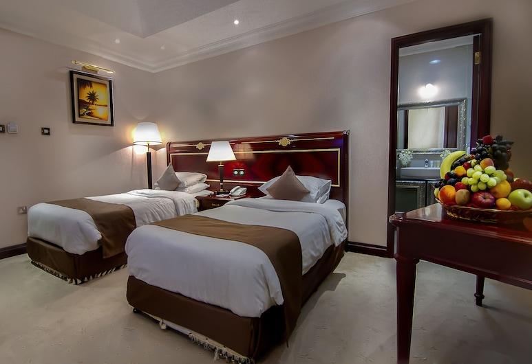 Chairmen Hotel, Doha, Standard dubbelrum, Gästrum