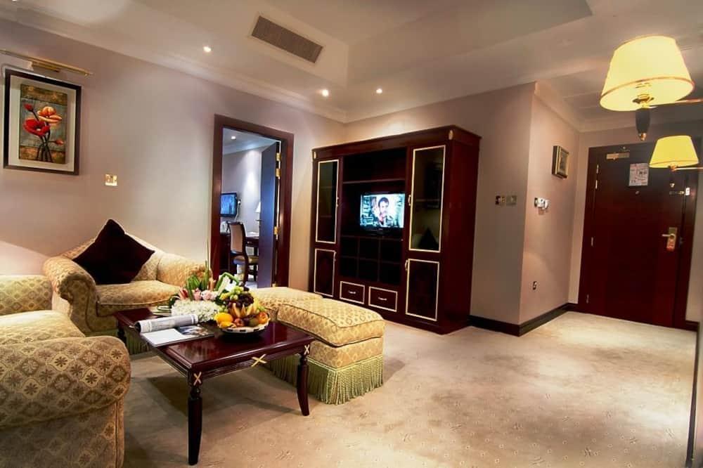 Junior Suite ( Double ) - Living Area