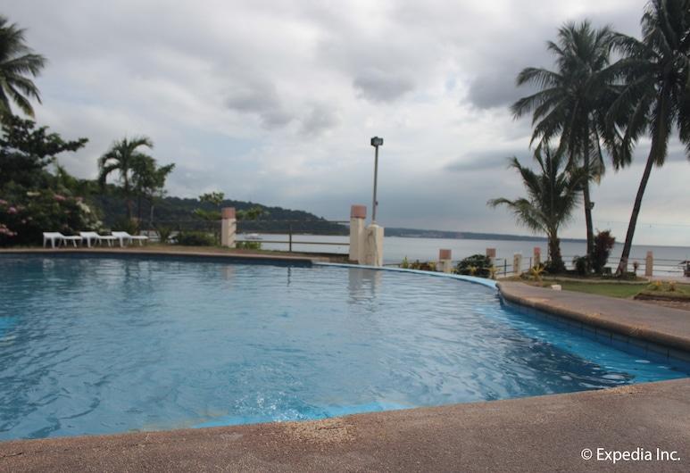 Subic Grand Seas Resort, Olongapo, Εξωτερική πισίνα