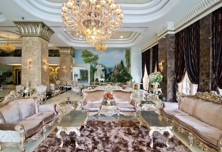 LK The Empress Pattaya, Pattaya, Lobby lounge