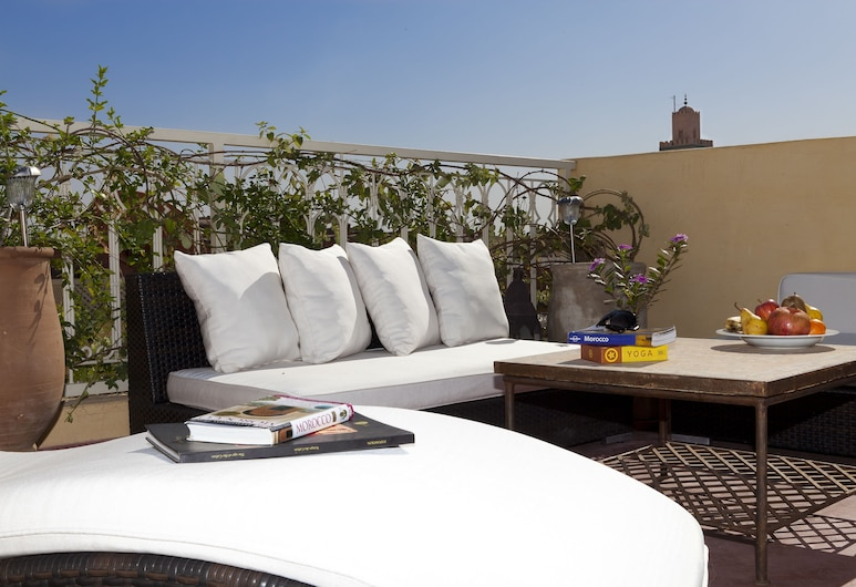 Riad Cocoon, Marrakech, Exclusive Suite, Terrace, Terrace/Patio