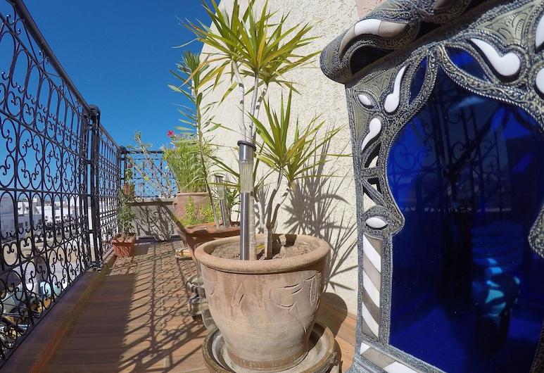 Riad les Chtis d'Agadir, Agadir, Terrasse/Patio