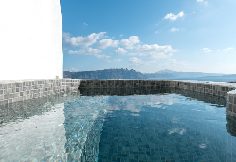 Caldera Premium Villas-Adults Only, Santorini, Honeymoon Suite, Hot Tub, View, Jetted Tub
