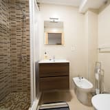 Economy-Zweibettzimmer - Badezimmer