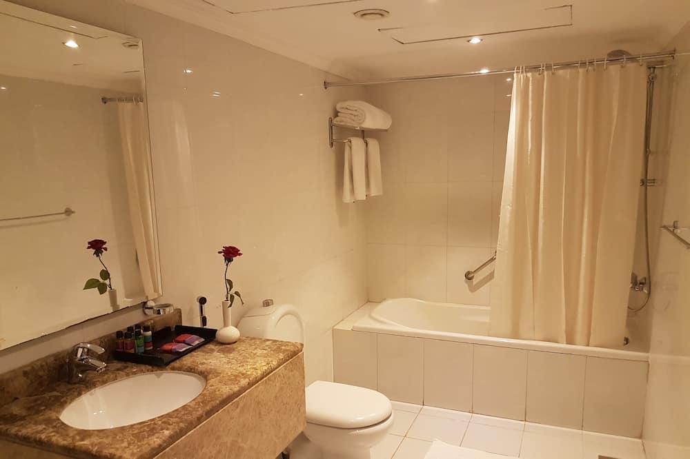 套房, 4 間臥室, 景觀 (Haram) - 浴室