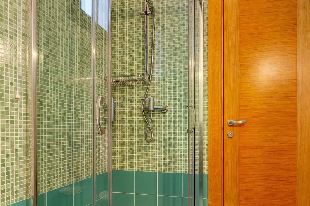 Habitación con 1 cama doble o 2 individuales, baño privado - Cuarto de baño