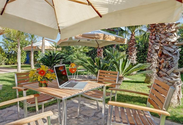 Hotel Ghalà, Galatone, Terraza o patio