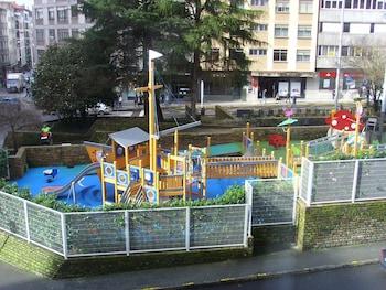 Selline näeb välja Hostal Residencia Fornos, Santiago de Compostela