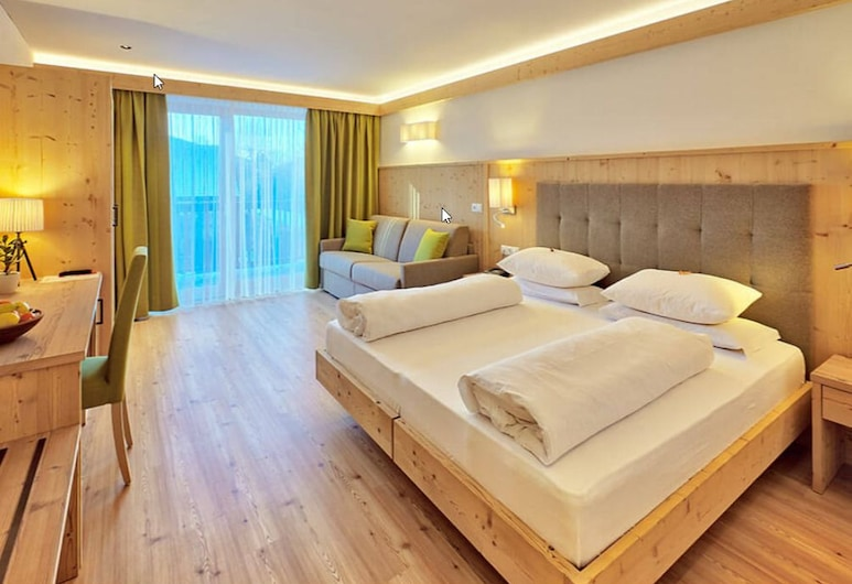 Hotel Rose, Villabassa, Δίκλινο Δωμάτιο (Double), Δωμάτιο επισκεπτών