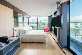 Obrázek hotelu Barceló Hamburg ve městě Hamburk
