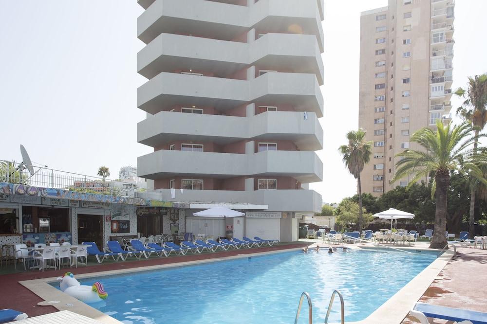 Magaluf Playa Apartments, Calvia