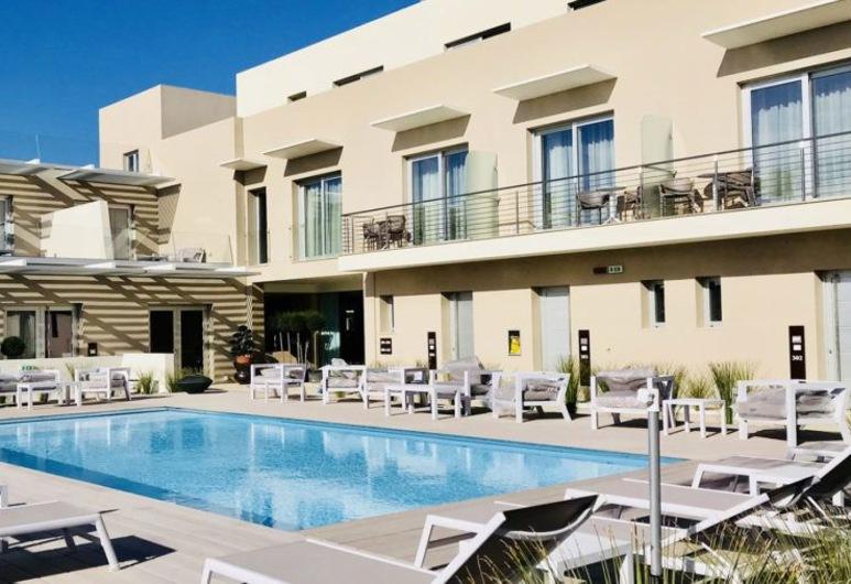 Vespucci Hotel, Porto Cesareo, Piscine en plein air