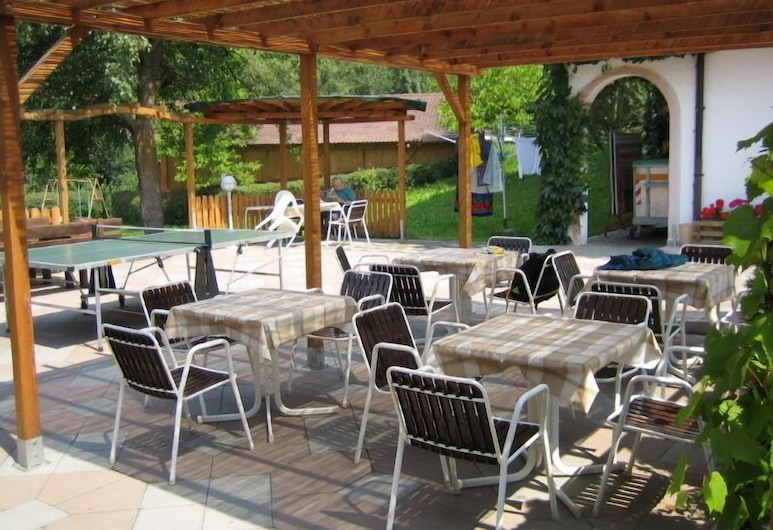 Residence Hauserhof, Rodengo, Αίθριο/βεράντα