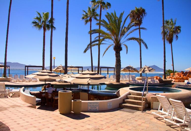 Estero Beach Hotel & Resort, Ενσενάδα, Πισίνα