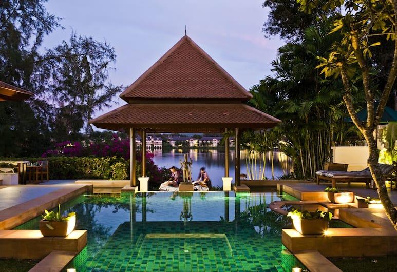 반얀 트리 스파 생추어리, Choeng Thale, Spa Pool Villa with Unlimited Wellness Activities and Daily Massage, 객실 전망