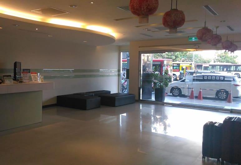 VIP Hotel Taichung, Taichung, Interior Entrance