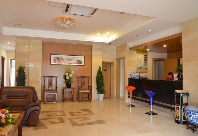 Ane Hotel - Xinhong Branch, Τσενγκντού, Λόμπι