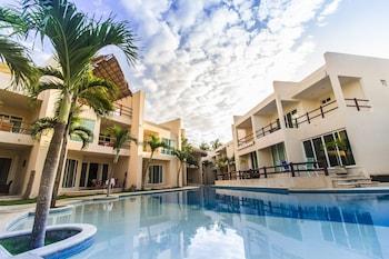 阿範特拉斯港瑪雅珊瑚公寓酒店的圖片