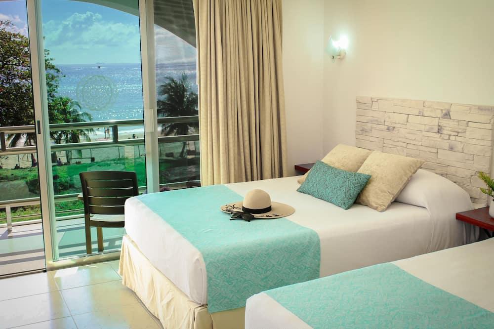 Habitación estándar, 1 habitación, vista al mar, frente al mar - Habitación