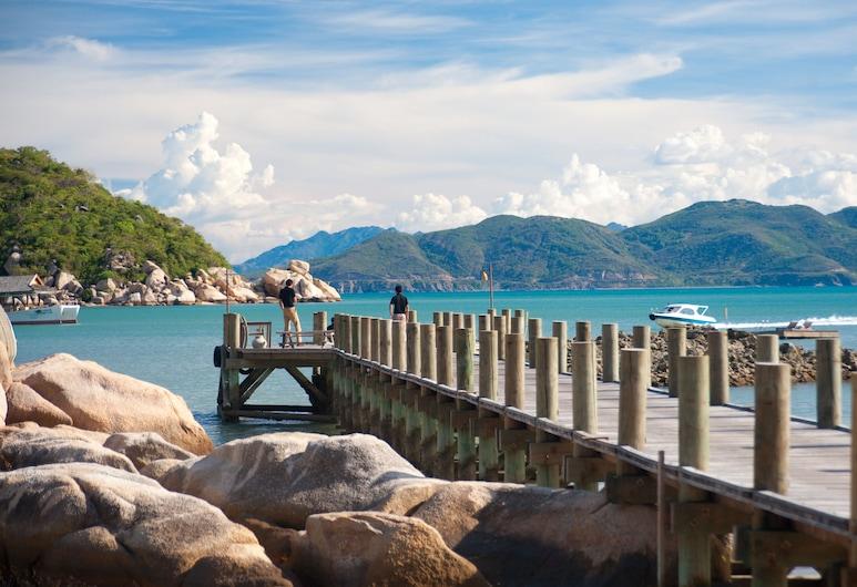 L'Alya Ninh Van Bay, Ninh Hoa, Terasa / vidinis kiemas