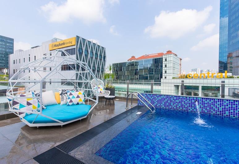 이비스 버짓 싱가포르 클락 키, 싱가포르, 수영장