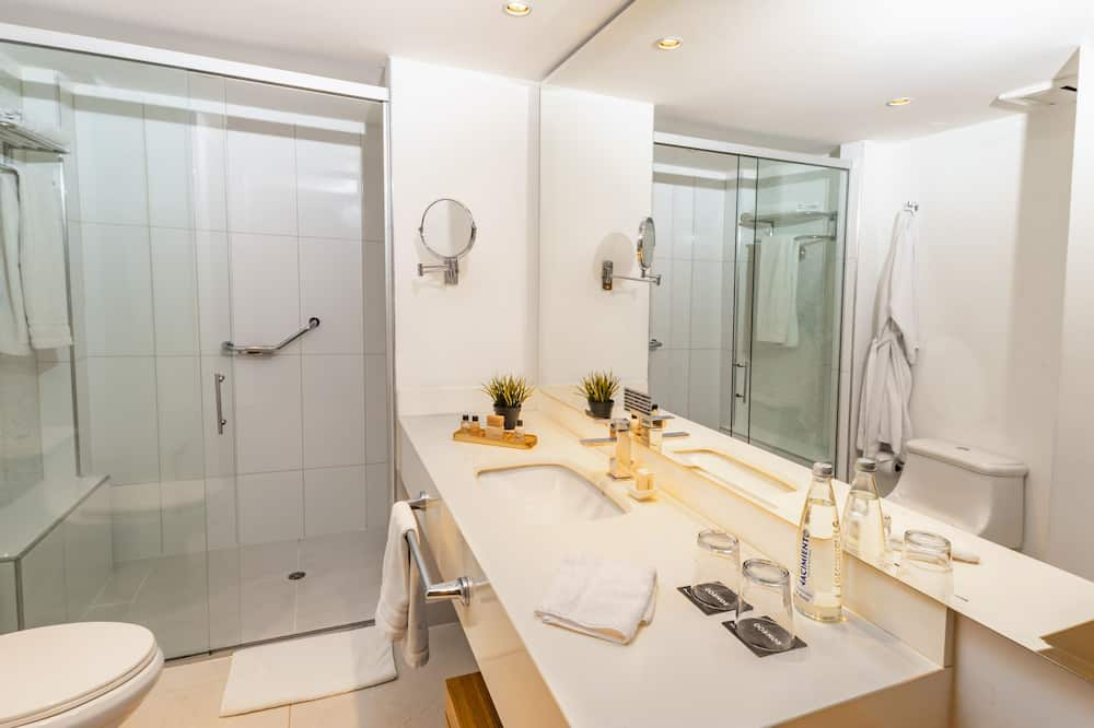 Pokoj typu Superior, dvojlůžko (180 cm) - Koupelna
