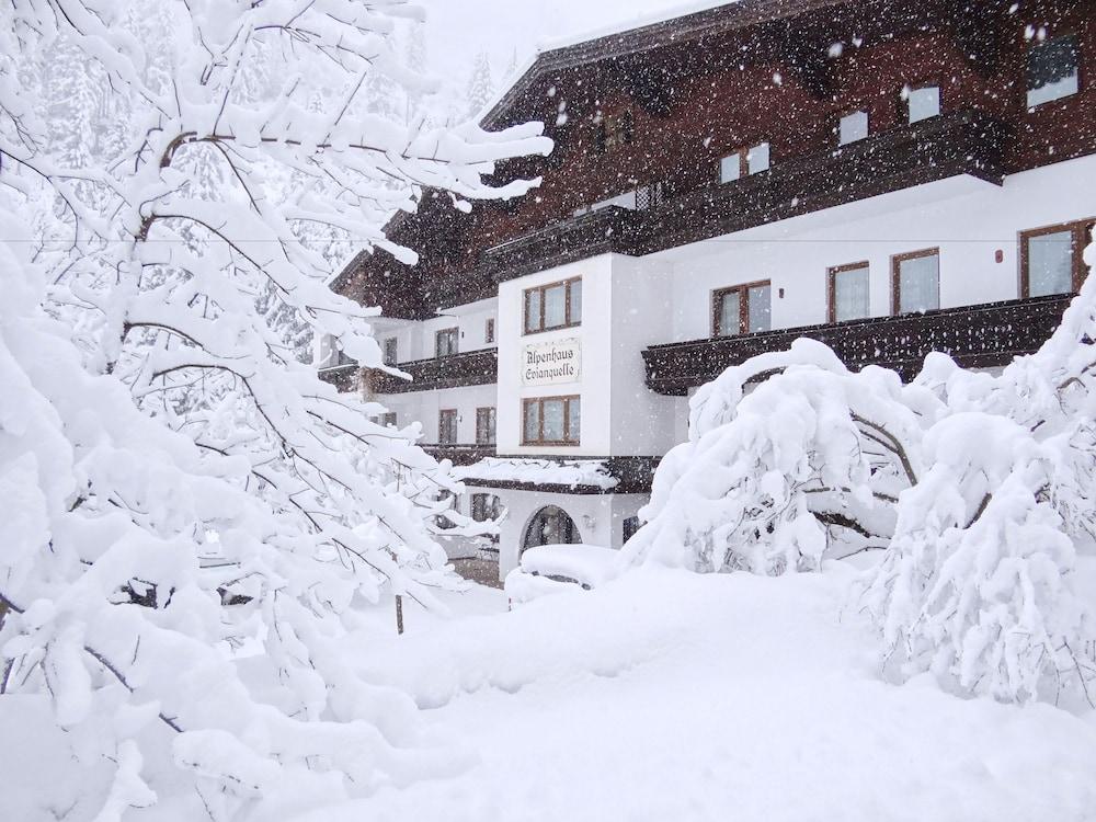 Hotel Alpenhaus Evianquelle, Bad Gastein
