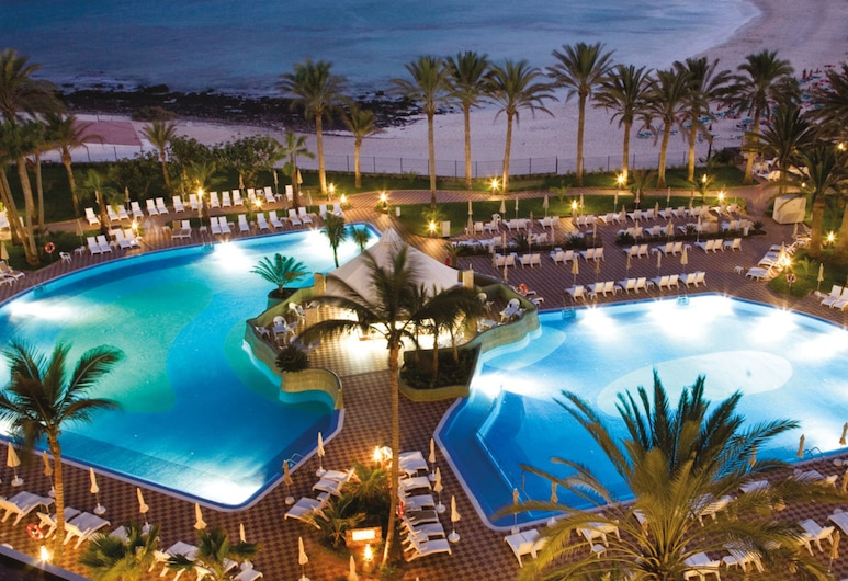 Hotel Riu Palace Tres Islas, La Oliva, Outdoor Pool