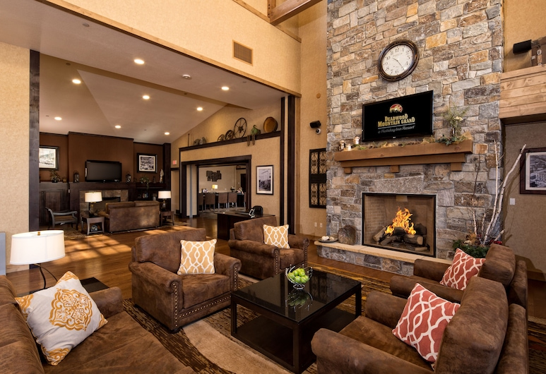Holiday Inn Resort Deadwood Mountain Grand, an IHG Hotel, Deadwood, Lobby