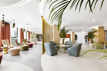 Palma de Mallorca bölgesindeki Hotel Riu Concordia resmi