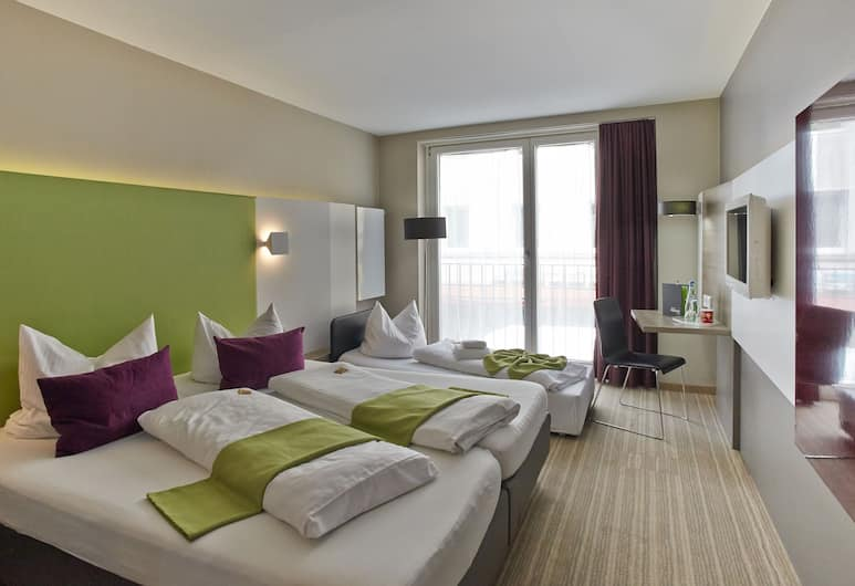 Hotel Demas City, München, Comfort-Dreibettzimmer, Zimmer