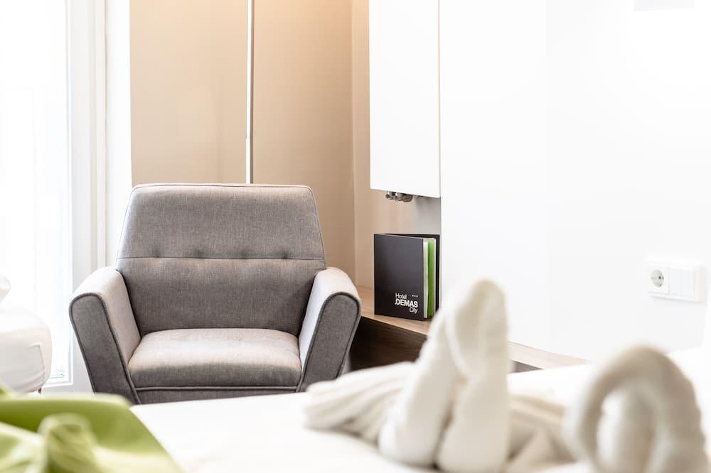 Habitación individual Confort - Sala de estar