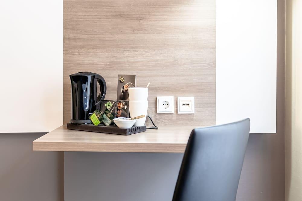 Habitación individual básica - Sala de estar